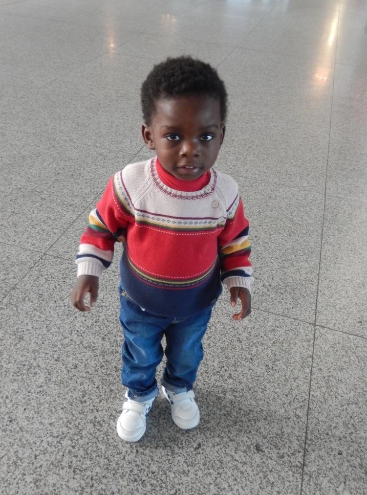 Yohan regresa a Togo con su corazón sano dentro del programa «Viaje hacia la Vida»