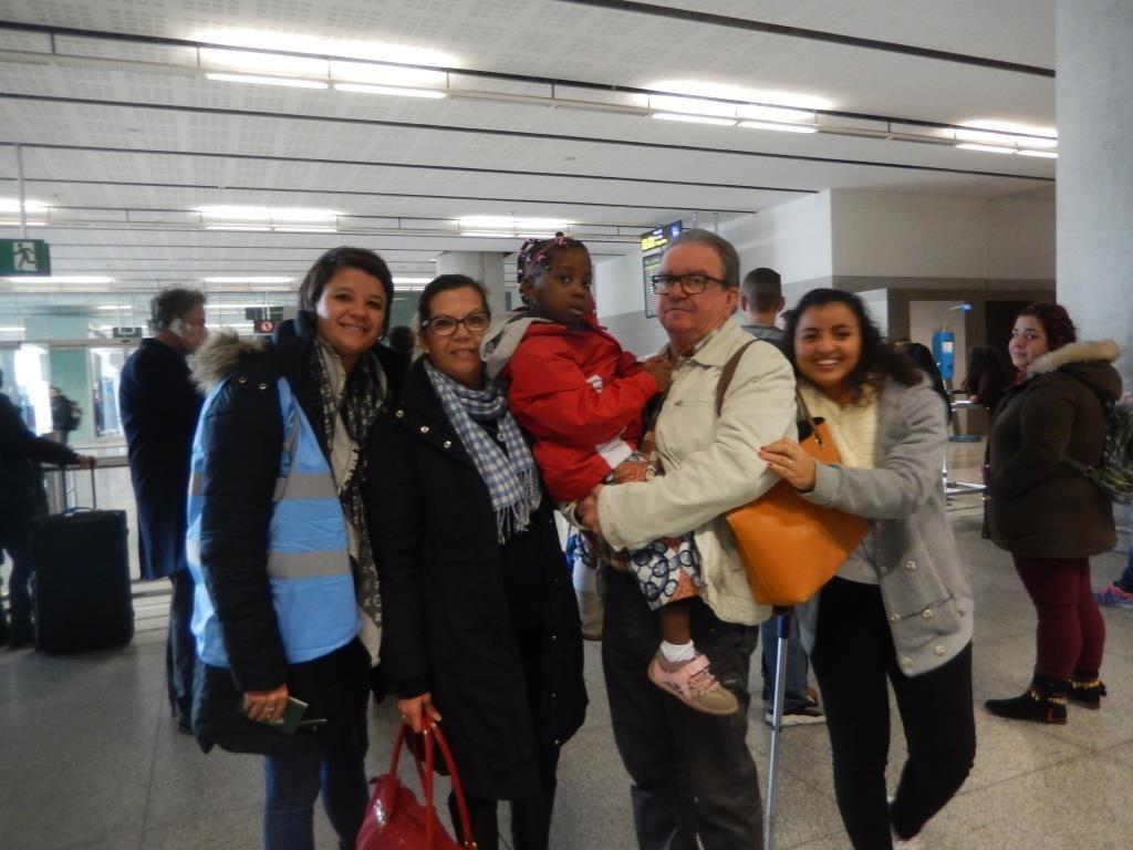 Georgette regresa a Málaga y Ahmed, Zanon, Fatma y Deborah vuelven a casa