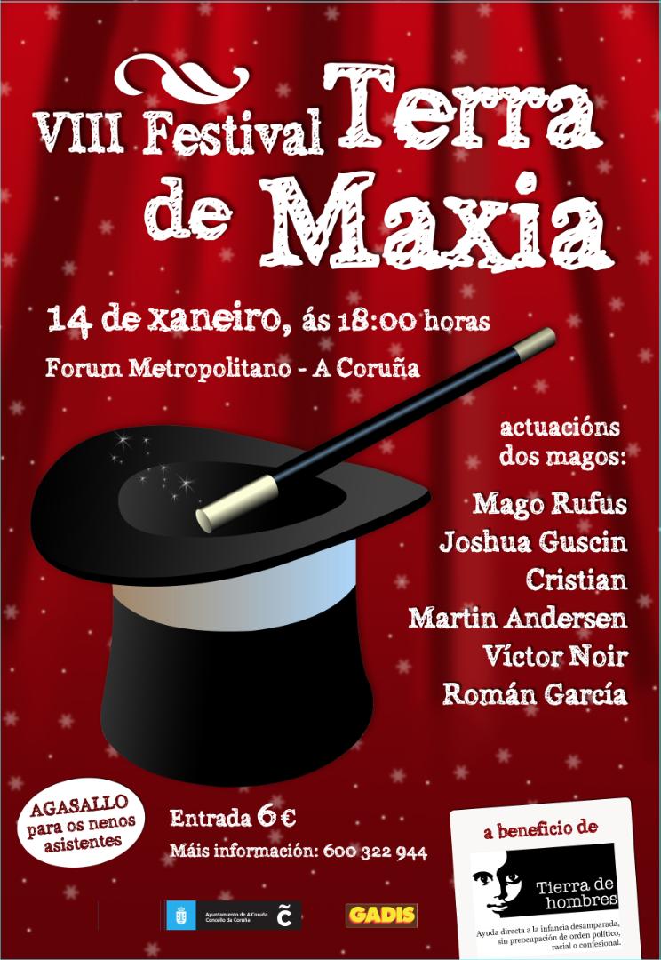 fotnot galicia gala magia