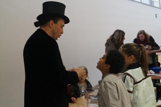 Éxito en la Gala Benéfica de Magia en Madrid