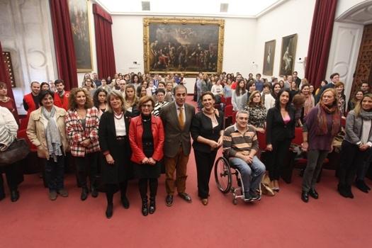 Tierra de hombres ve reconocida su labor al voluntariado universitario en Andalucía