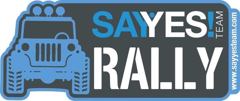 """El Say Yes Rally 2017 colabora con """"Viaje hacia la Vida"""""""