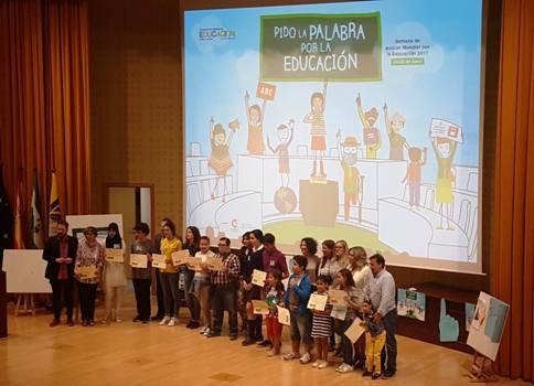 Tierra de hombres celebra la Semana Mundial por la Educación