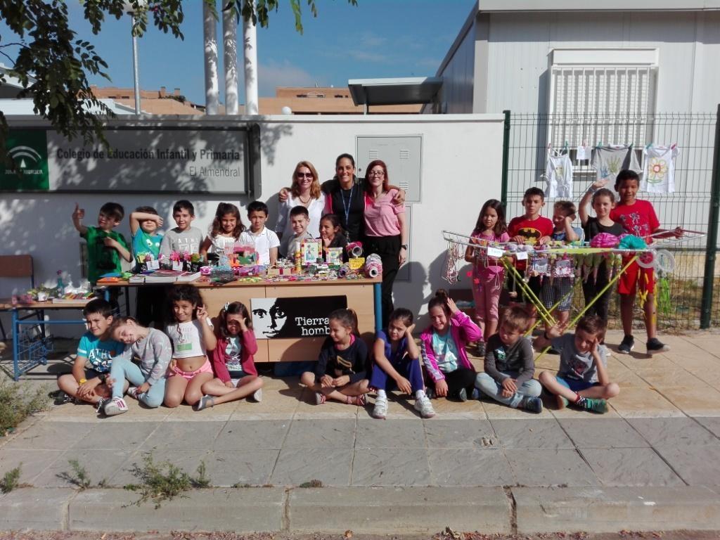 Día de la Familia en el C.E.I.P. El Almendral