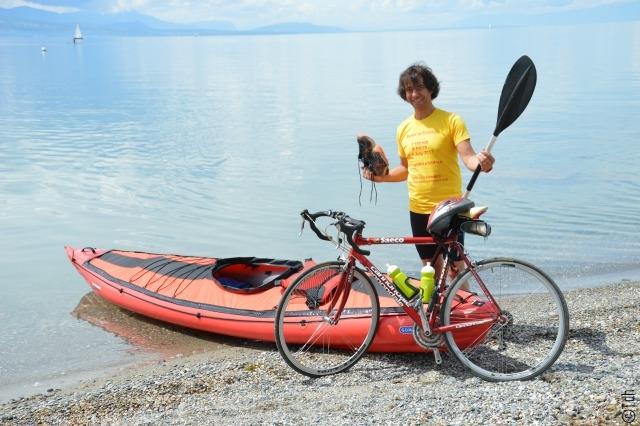 El mejor regalo de despedida: 1250 kilómetros por los niños y niñas de Tierra de hombres