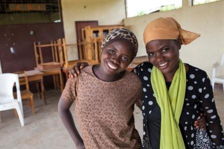"""""""Puntos de Esperanza"""" para garantizar la protección social de la infancia en Burundi"""