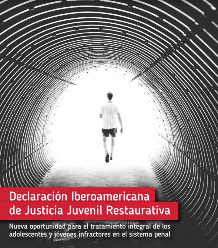 fotnot declaracion iberoamericana justicia juvenil ayuda infancia