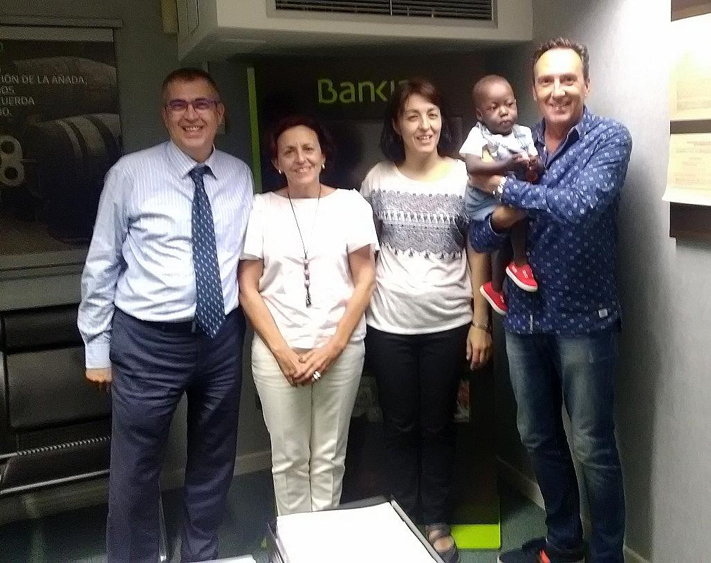 Bankia Red Solidaria colabora con Tierra de hombres en Galicia