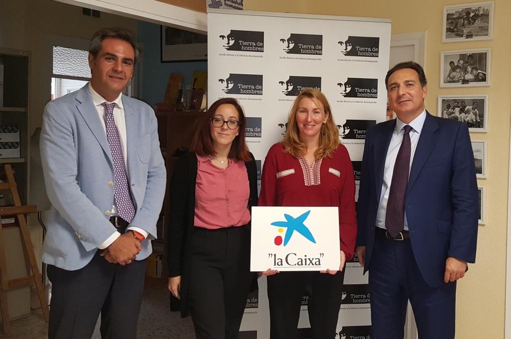 Proyecto «Refugio Seguro II» gracias al convenio con Obra Social «la Caixa»