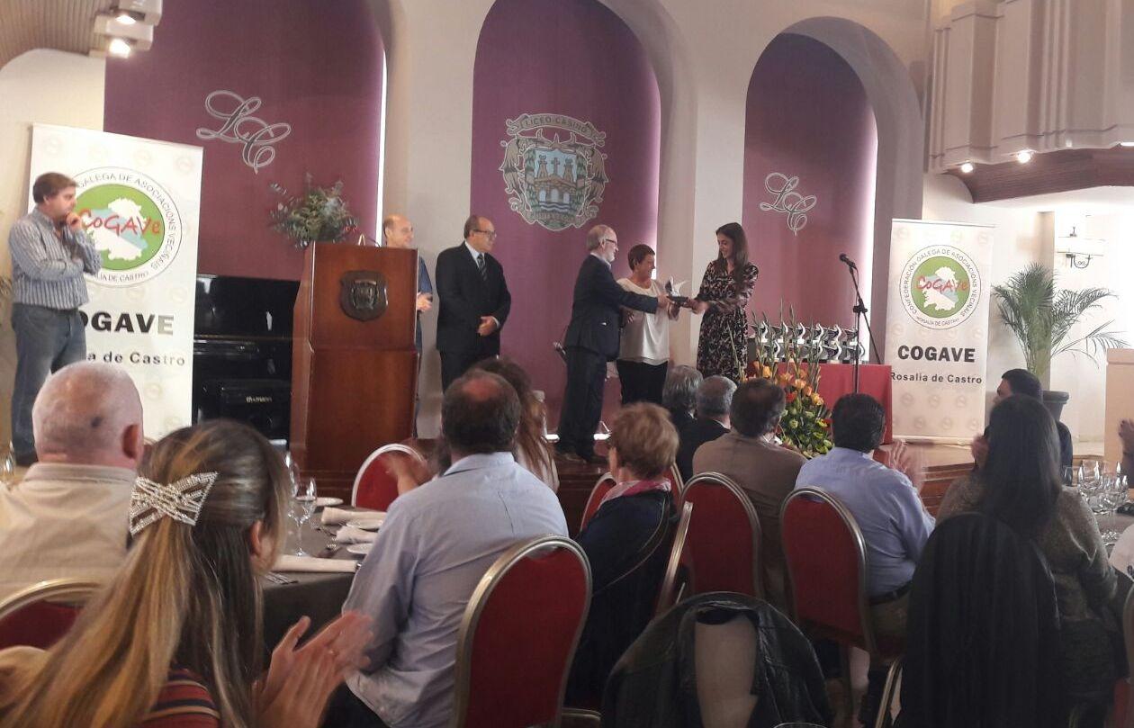 La Federación de Asociaciones Vecinales de A Coruña reconoce el trabajo a favor de la infancia de Tierra de hombres
