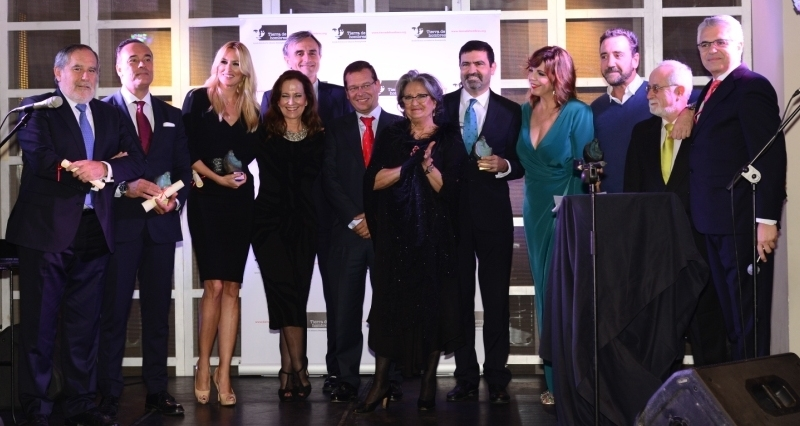 Fundación Tierra de hombres entrega los «Reconocimientos Juntos por la Infancia» 2017