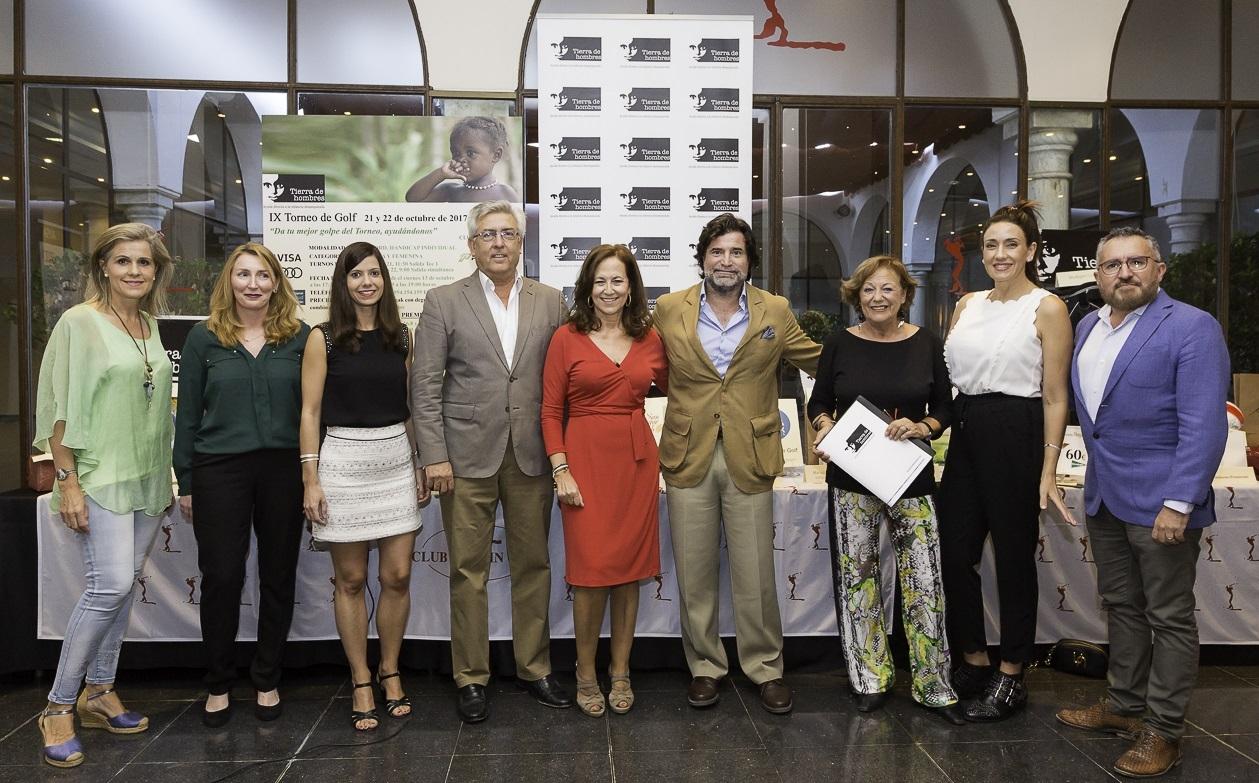 Éxito en el IX Torneo de Golf Club Zaudín