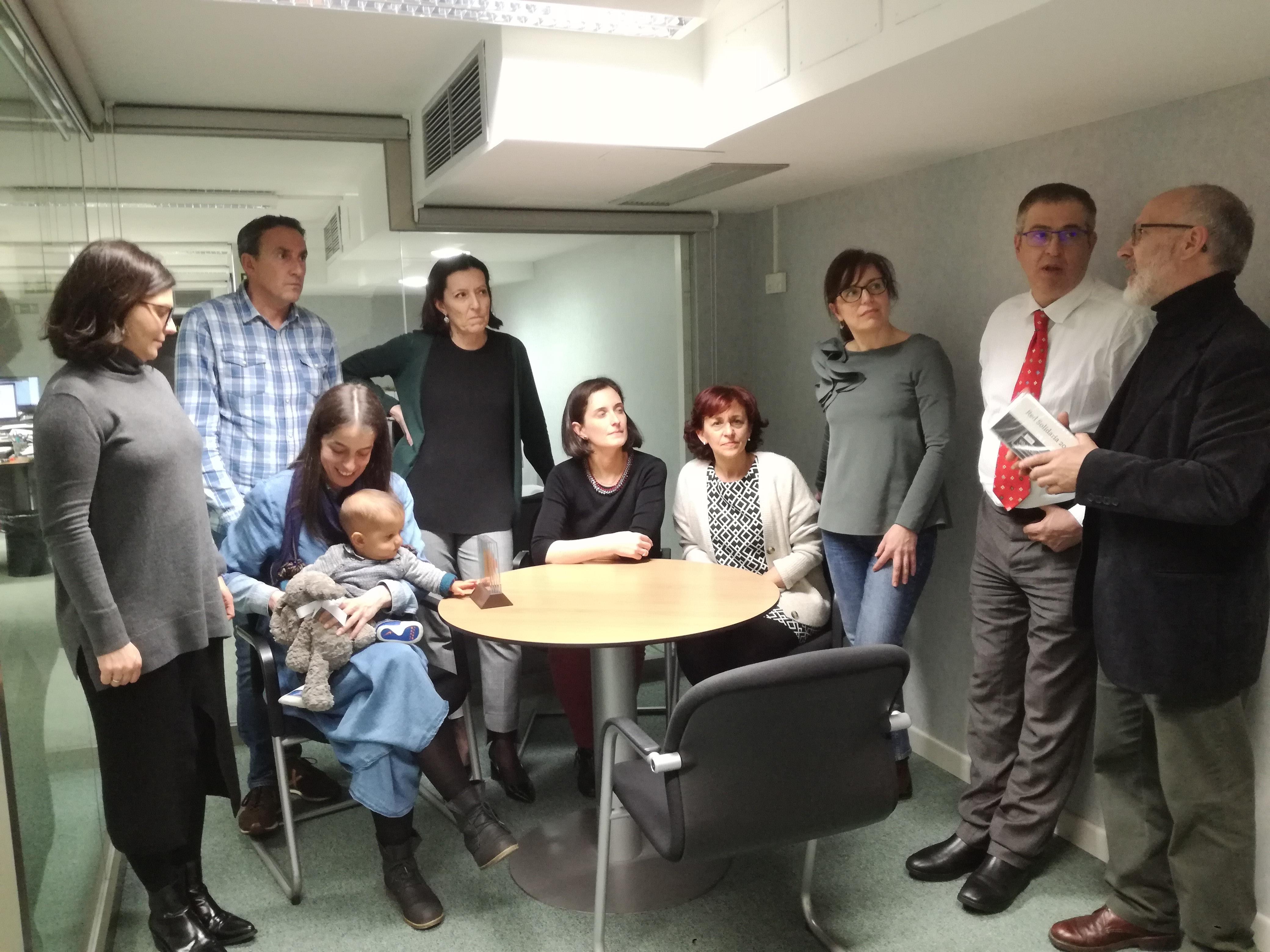 Bankia Red Solidaria apoya un año más a Tierra de hombres en Galicia