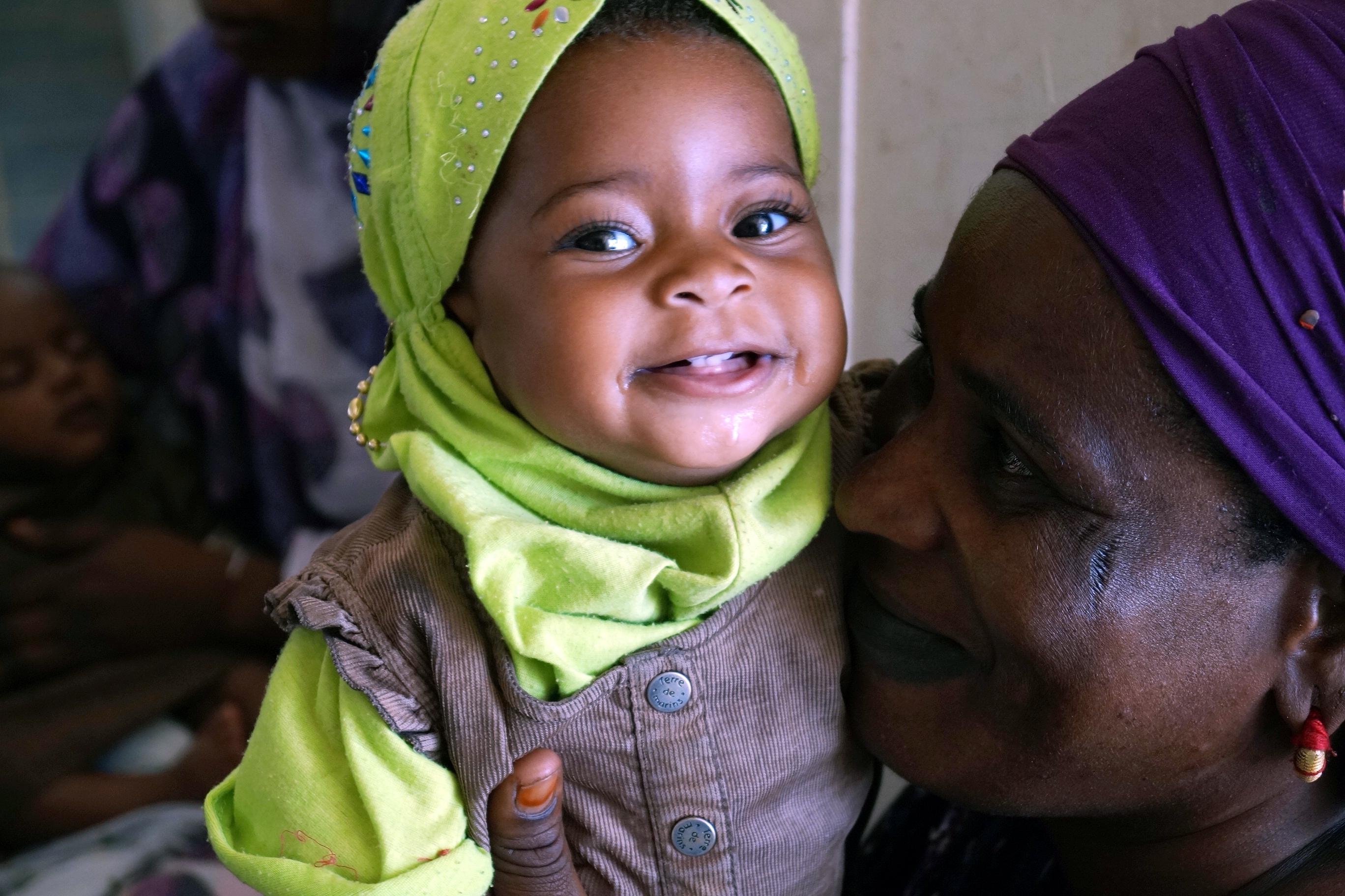 Sesiones de educación y sensibilización en Mauritania