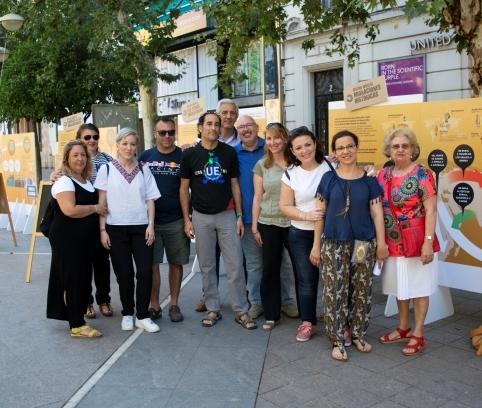 Actividades en Córdoba por el Día Mundial de las Personas Refugiadas