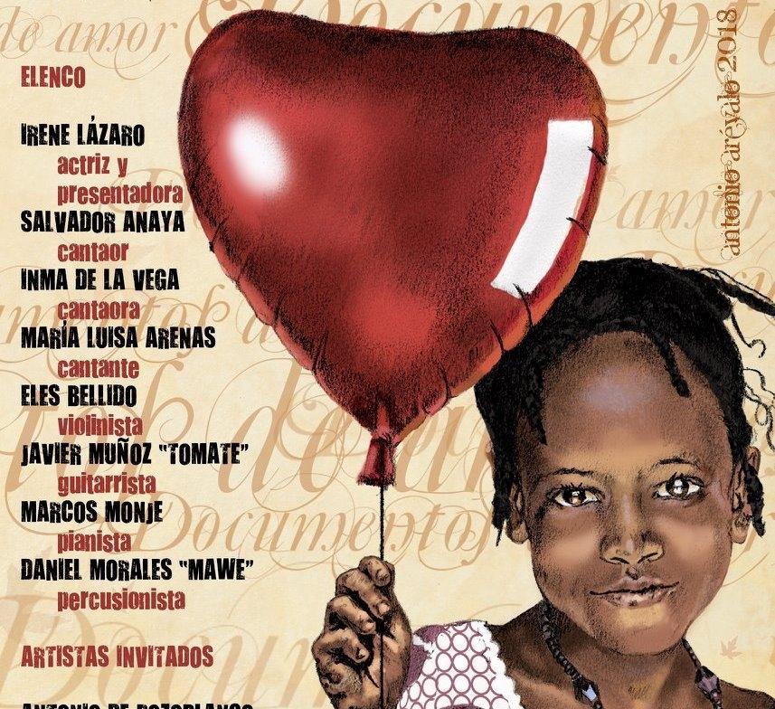 «Documentos de amor»: I Gala Benéfica en Pozoblanco a beneficio de Tierra de hombres