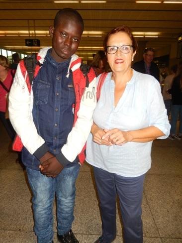 «Viaje hacia la Vida» da la bienvenida a Almamy