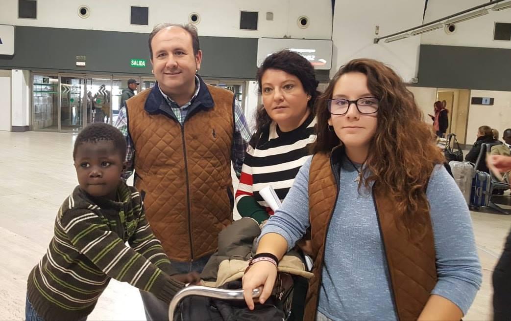 fotnot cordoba marcha sekou familia ayuda infancia