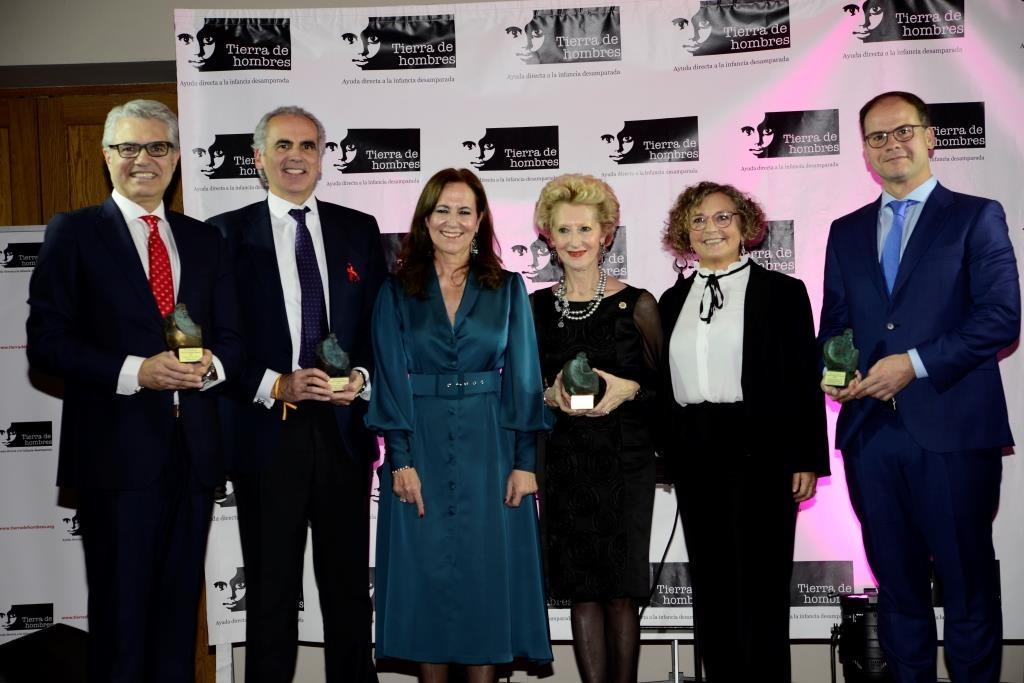 """Fundación Tierra de hombres entrega los Reconocimientos """"Juntos por la Infancia"""" 2018"""