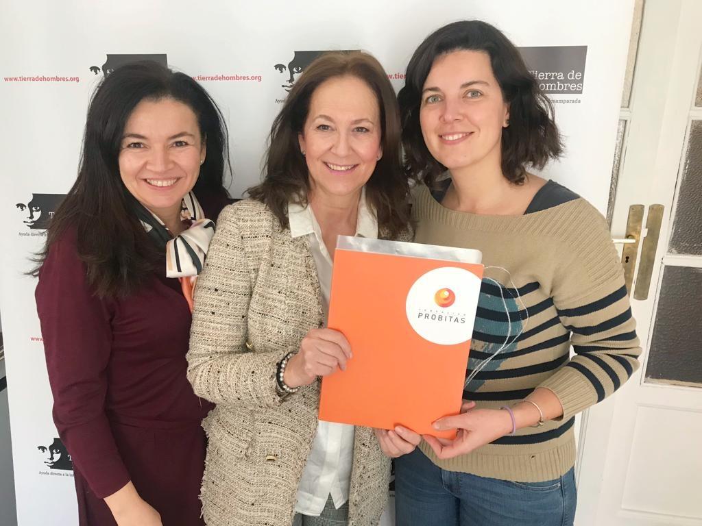 Fundación Probitas apoya un año más el proyecto «Viaje hacia la Vida» de la Fundación Tierra de hombres – España