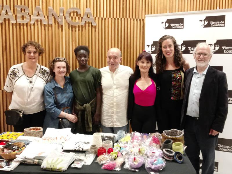 Gran acogida del Festival Solidario de la Escuela de Danza Gail Brevitt a beneficio de Tierra de hombres