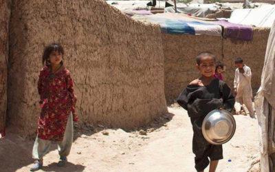 Afganistán: ayudar a los desplazados por el cambio climático