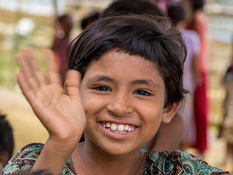 Informe anual 2018 de Terre des hommes: la innovación, nuestra aliada para ayudar cada vez más a los niños y niñas