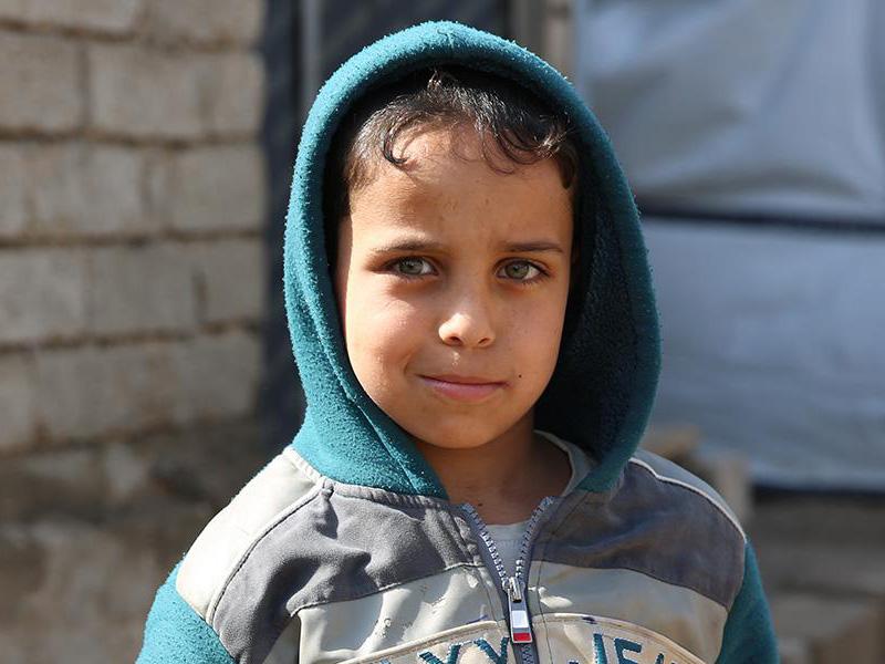 Los niños y niñas en las crisis humanitarias: Irak