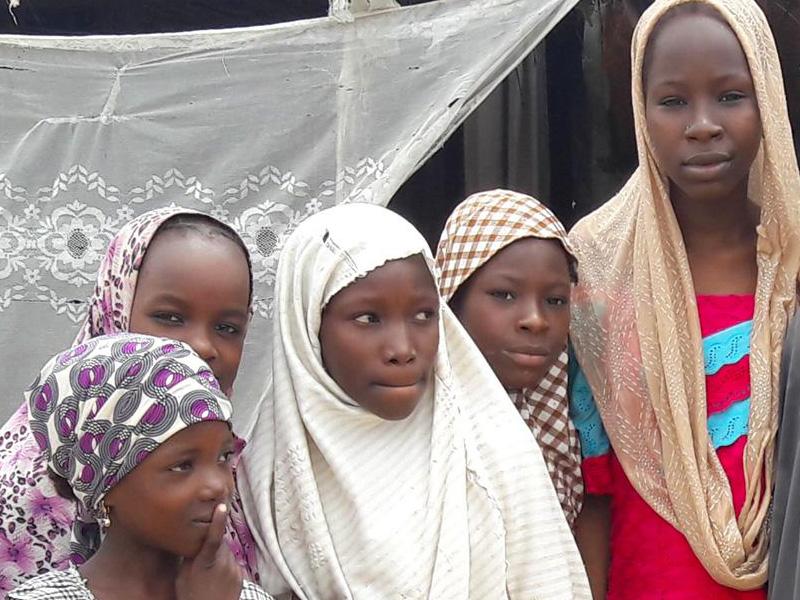 Los niños y niñas en las crisis humanitarias: Nigeria