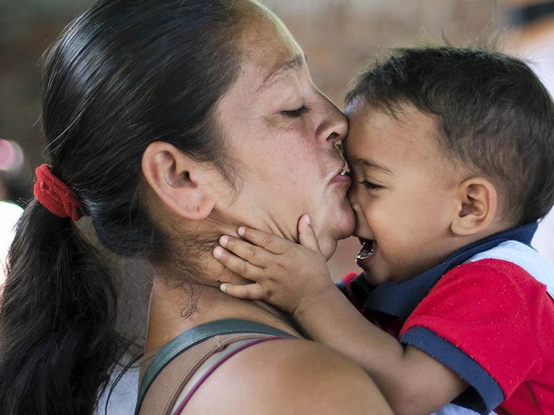 Crisis en Venezuela: huir para sobrevivir