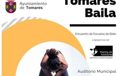 """I Gala solidaria """"Tomares Baila"""" a beneficio de la Fundación Tierra de hombres"""