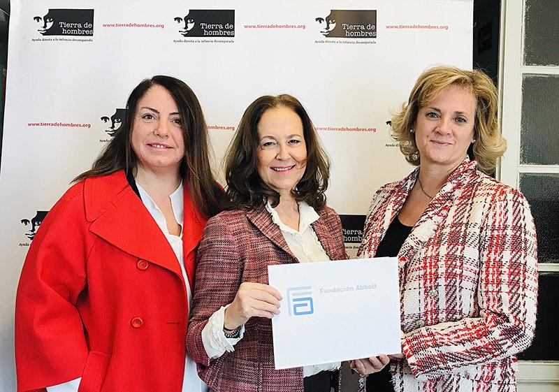 Fundación Tierra de Hombres- España y Abbott anuncian su colaboración para salvar vidas de bebés y niños