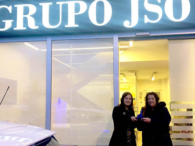 El Grupo JSO colabora con Tierra de hombres Galicia