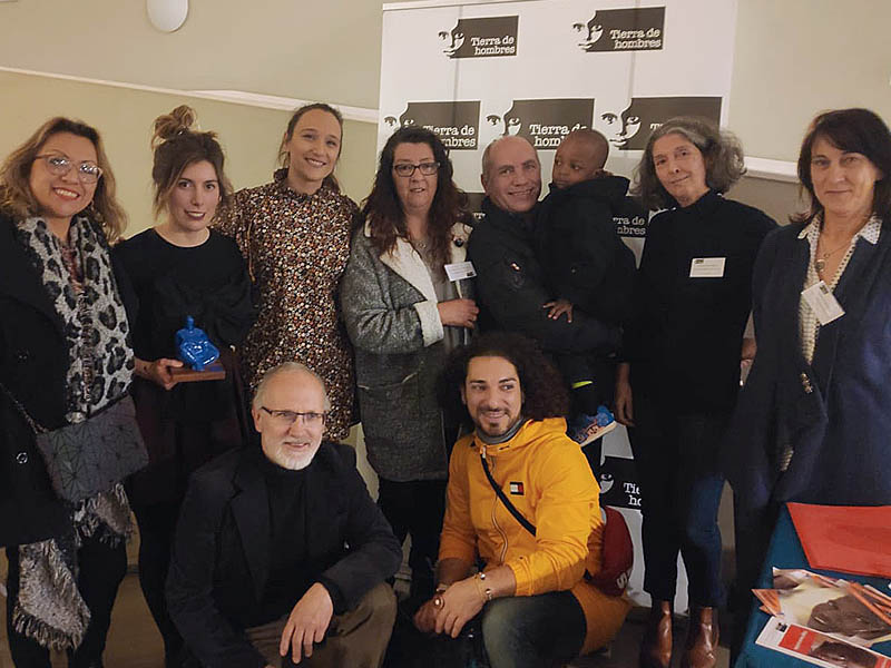 III Gala Solidaria de la Escuela Danza 10 Studio en beneficio de Tierra de hombres