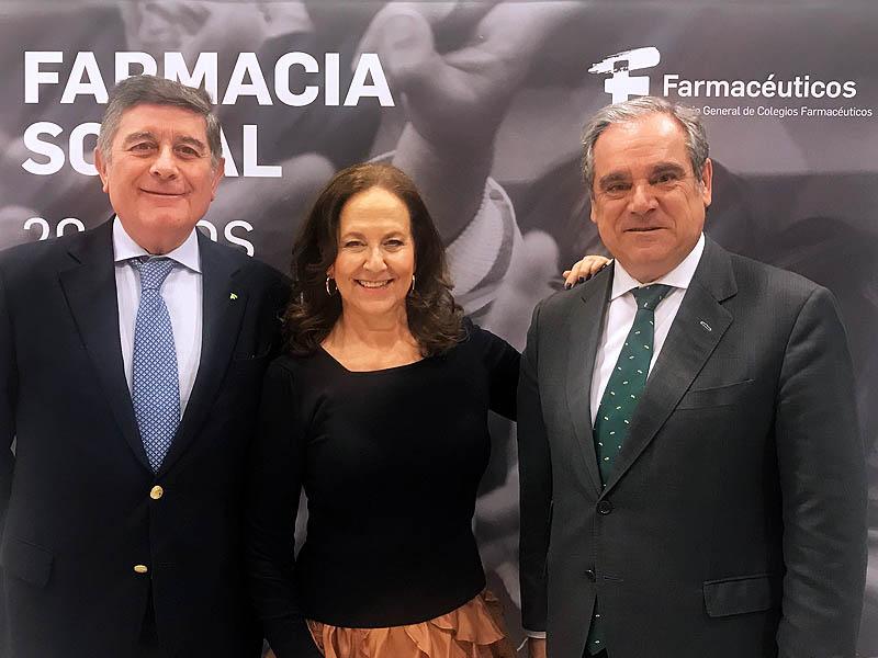 Acto homenaje a las ONGs vinculadas con la Farmacia