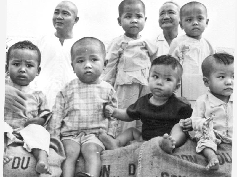 Desde 1965 hasta hoy: Tierra de hombres (Tdh) y acción humanitaria