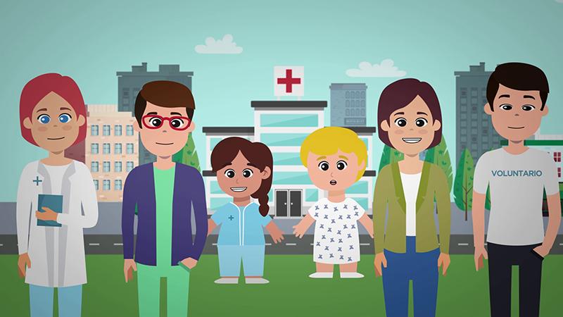 Más de 200 hospitales se sumarán a la sexta edición del Día del Niño Hospitalizado
