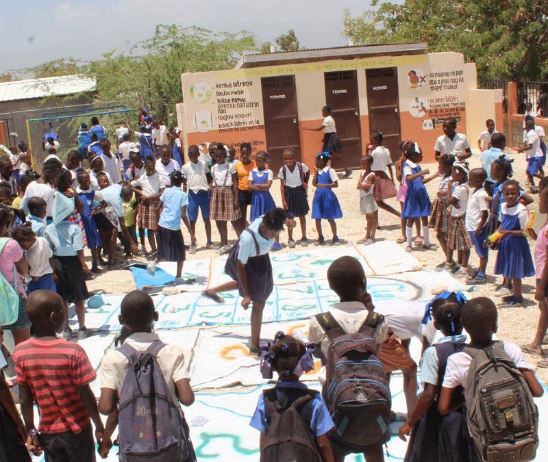 Mejora del acceso y calidad de la educación para menores en situación vulnerable, priorizando las niñas, en Corail, Puerto Príncipe (Haití)