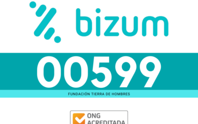 Ya puedes donar con Bizum