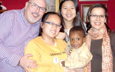 Familia Ruiz Camacho: dar sin esperar nada a cambio