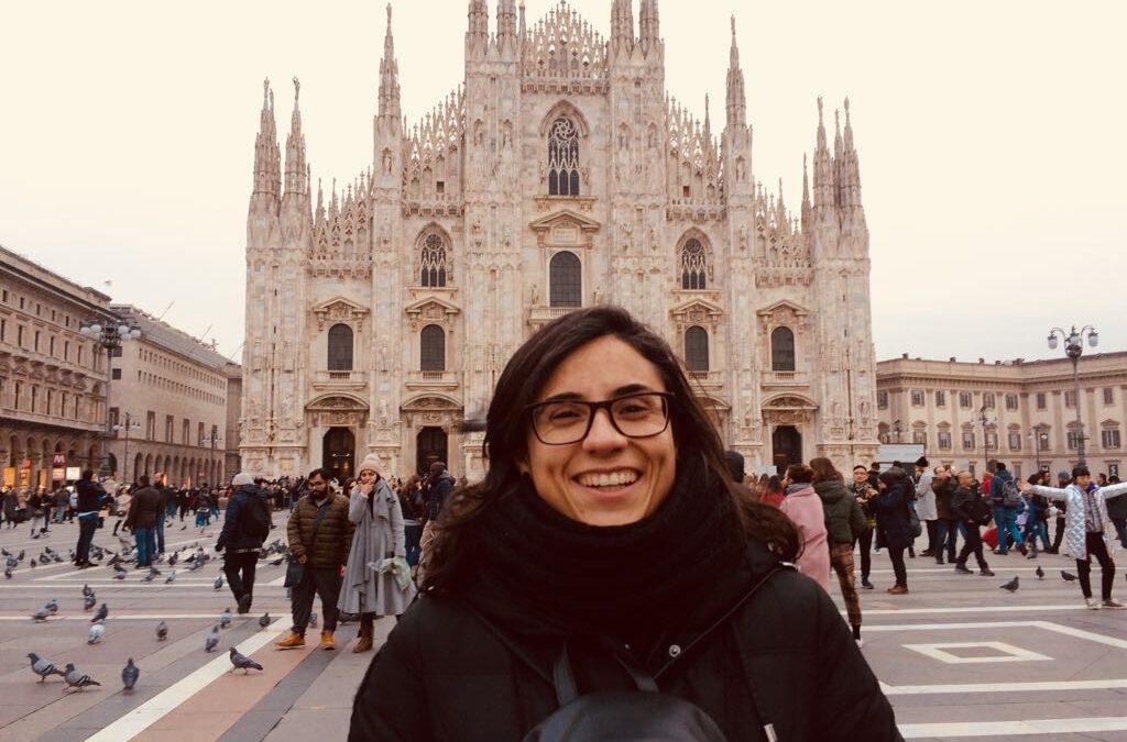 Eva Freijeiro: «compartiendo nuestro tiempo y compañía es de las mejores formas que tenemos de ayudar»