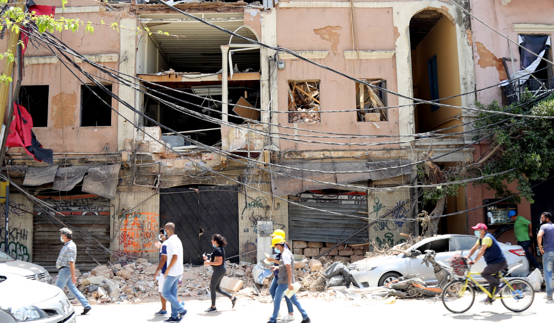 Líbano: Cuando la vida cambia de nuevo