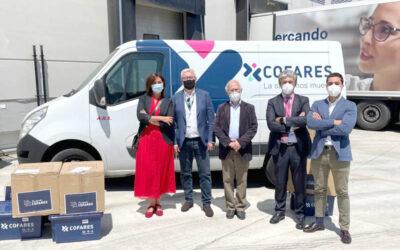 La Fundación Cofares dona 5000 mascarillas a Tierra de hombres