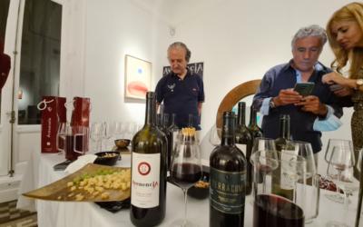 Cata de vinos en Carrasco Art Gallery