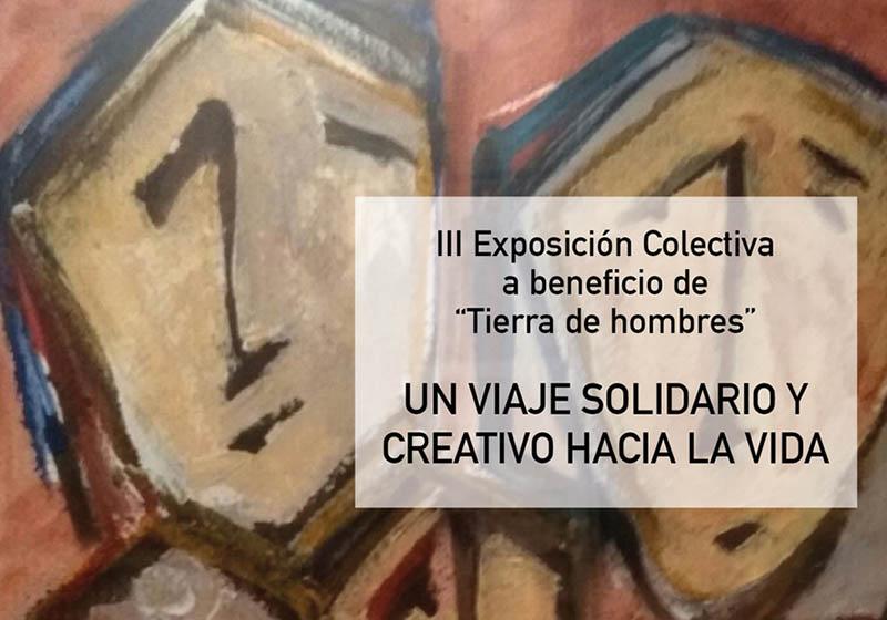 III Exposición Colectiva a beneficio de Tierra de hombres en Santiago de Compostela